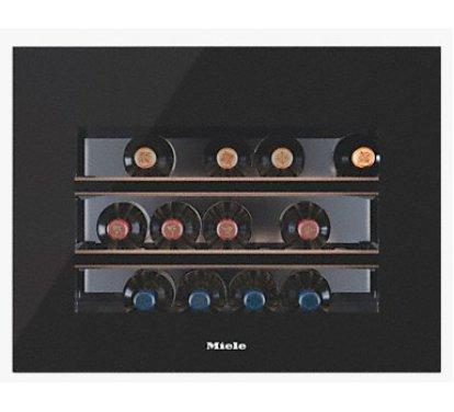Встраиваемый винный холодильник Miele KWT 6112 iG (обсидиан)