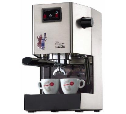 Рожковая кофеварка Gaggia Classic - фото 2