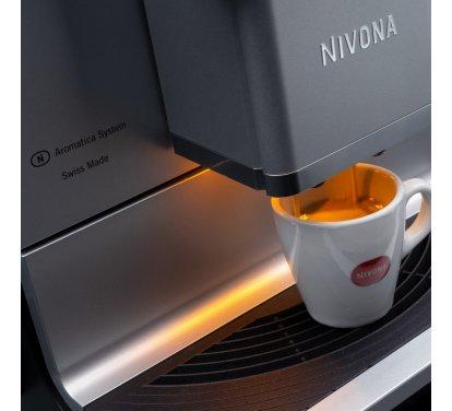 Автоматическая кофемашина Nivona CafeRomatica 970 - фото 9
