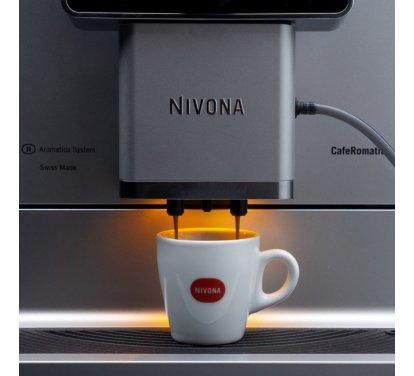 Автоматическая кофемашина Nivona CafeRomatica 970 - фото 11