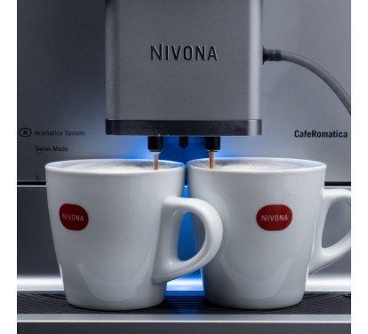 Автоматическая кофемашина Nivona CafeRomatica 970 - фото 14